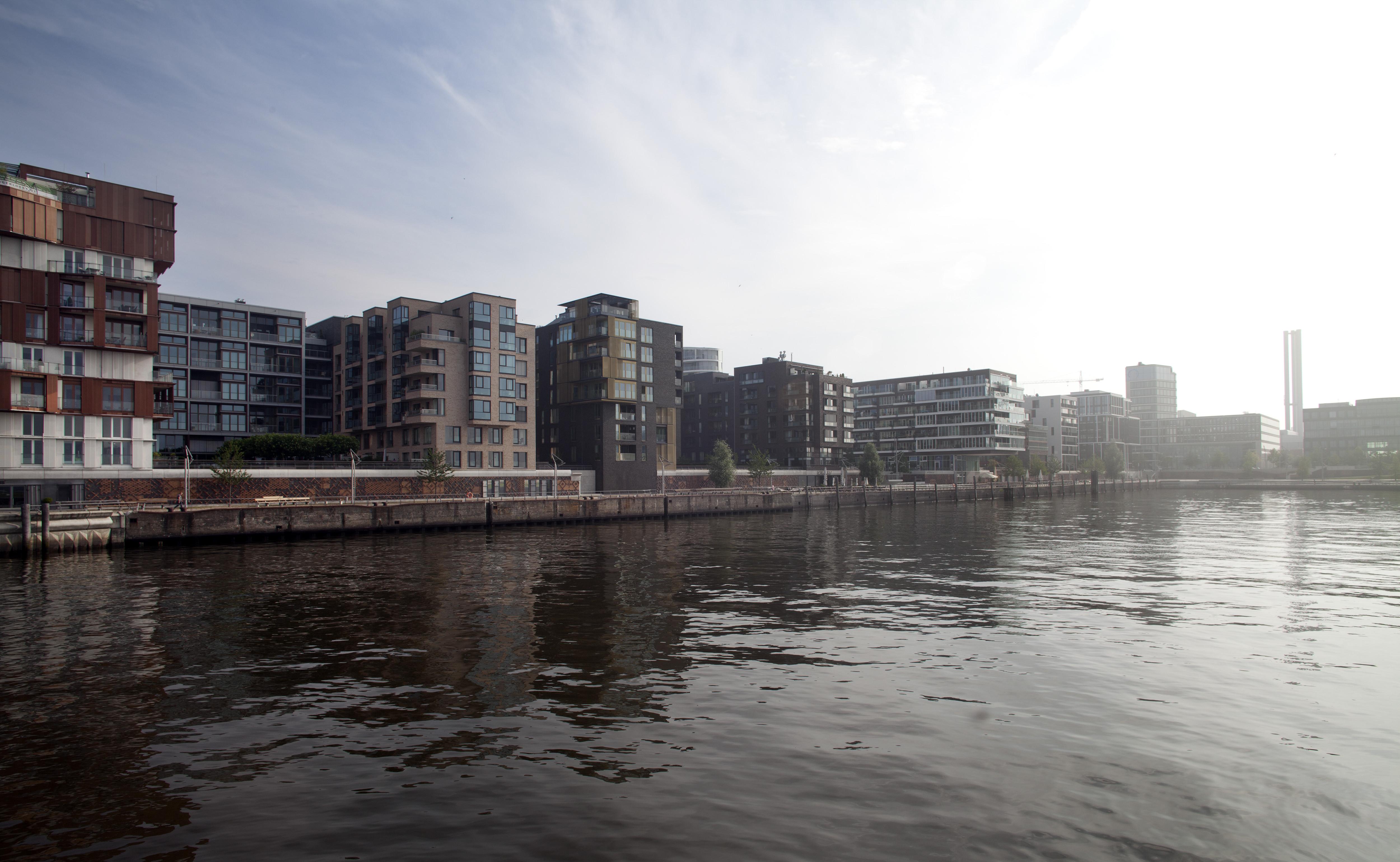 Architekturfotografie Hamburg hafencity hamburg architekturfotografie luftaufnahmen drohne