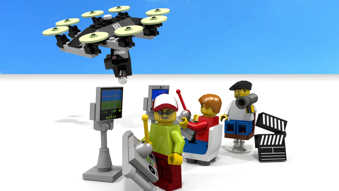 Lego Aerochrome 14