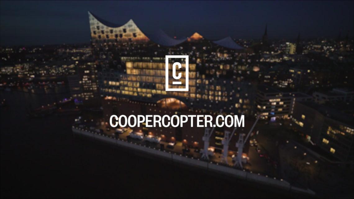 cooper copter Showreel aerial photography Luftaufnahmen
