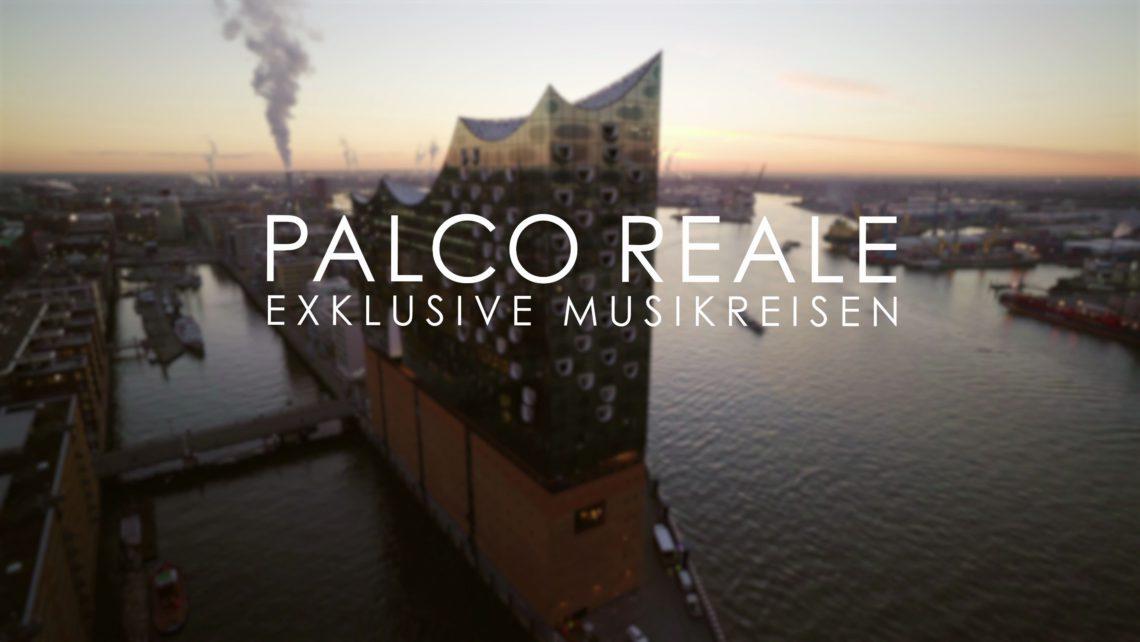 Palco Reale Werbefilm von cooper copter Elbphilharmonie